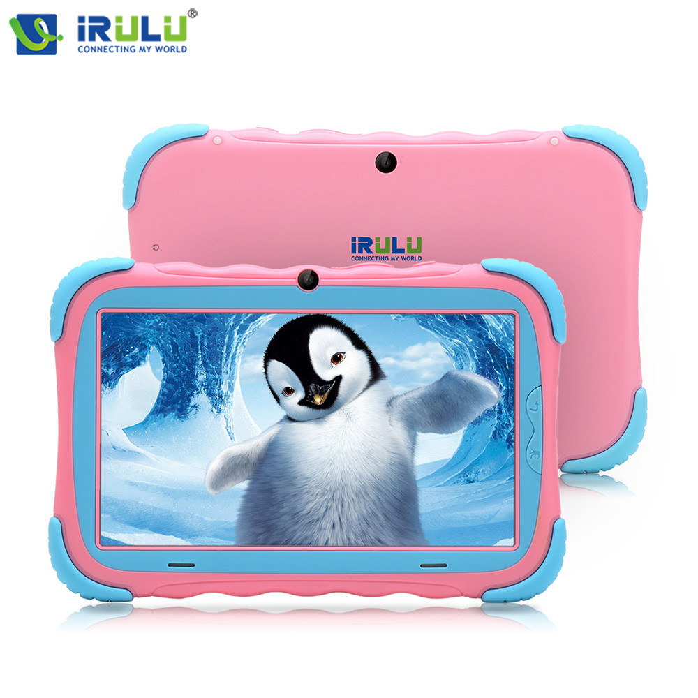 Original IRULU Y5 7 Babypad 1024 600 IPS Quad Core Tablet Android 7 1 1G RAM
