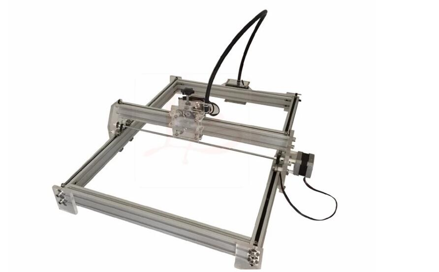 350MM*500MM cheap silver paper leather wood laser engraving machine for sale350MM*500MM cheap silver paper leather wood laser engraving machine for sale