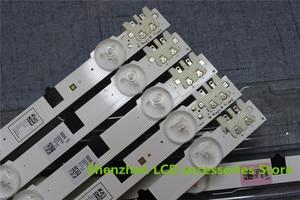 Image 4 - 5pieces/lot  New UA32F4088AR CY HF320AGEV3H UE32F5000 UA32F4000AR LED strip D2GE 320SC0 R3 2013SVS32H 9 LEDs 650mm