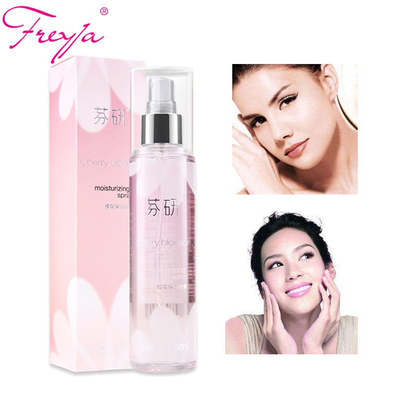 Freyja 100ml Makeup Moisturizing Spray Water Facial Toner essence spray skin moisturizer oil control shrink pore Face Care