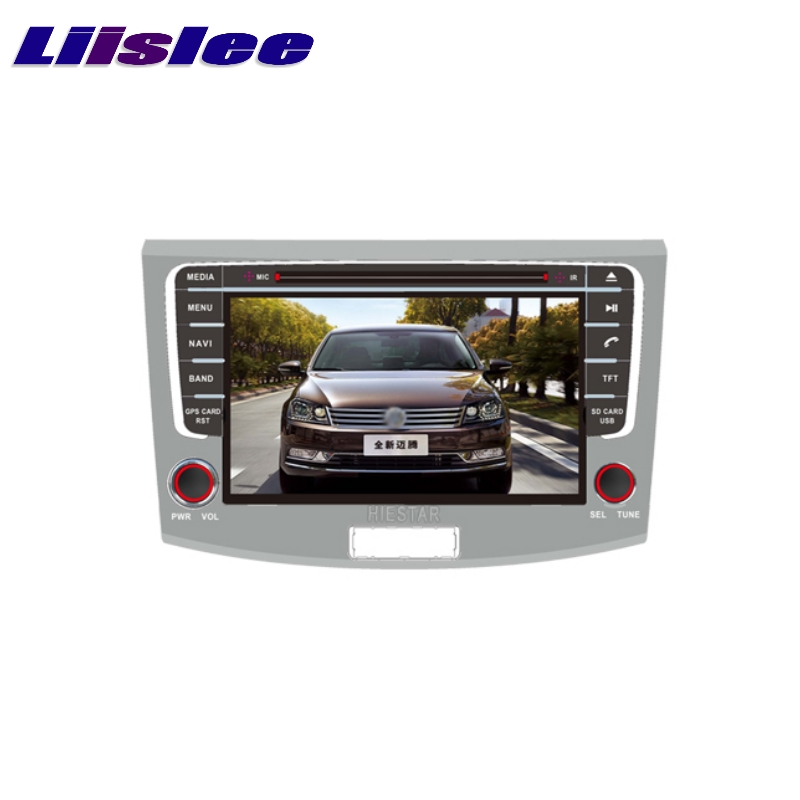 For Volkswagen VW Magotan 2013~2017 LiisLee Car Multimedia TV DVD GPS Audio Hi Fi Radio Stereo Original Style Navigation NAV
