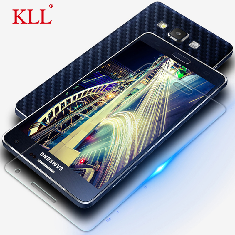 Kll 9H Hardness 2.5D Tempered Glass For Samsung Galaxy S6 S3 S4 S5 Mini Display screen Protector For Galaxy Word 5 four three 2 Protecting Movie