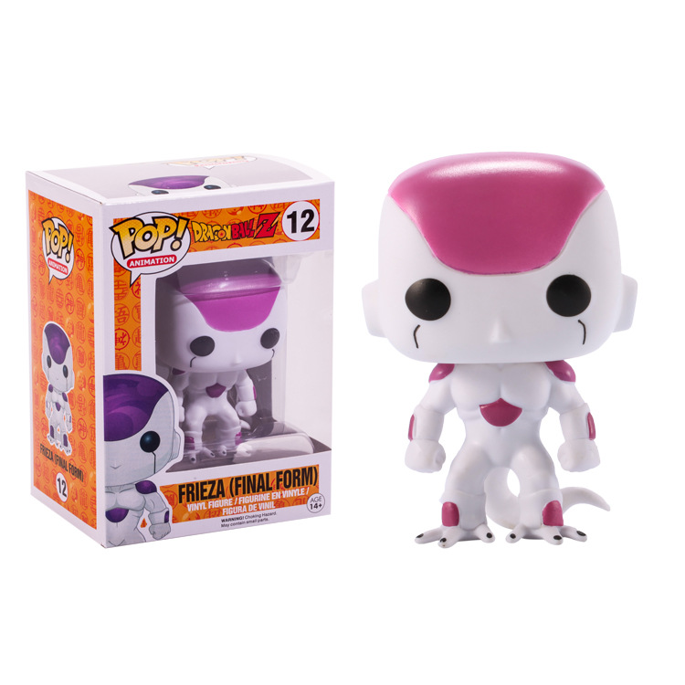 Funko pop Official Amine Dragon Ball Vinyl Action Figure Collectible Model Toy 12