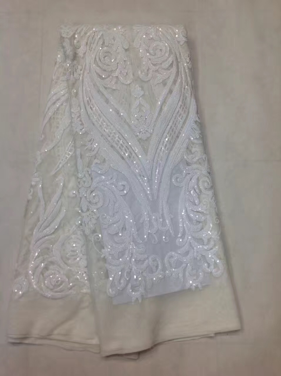 dress lace sequins net