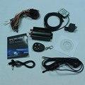 GPS трекер Поддержка пульта дистанционного управления, в Режиме реального Времени GSM/GPRS Слежения За Автотранспортными Средствами Автомобильный GPS Tracker 103