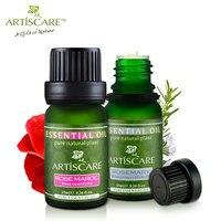 ARTISCARE Rose essential oil + Rosemary essential oil Skin Care Whitening Moisturizing Anti spot Shrink Pores lift skin Beauty
