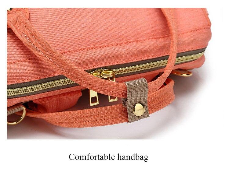 HTB1wAvLl8jTBKNjSZFwq6AG4XXaH Mummy Maternity Nappy Bag Brand Large Capacity Baby Bag Travel Backpack Designer Nursing Bag for Baby Care