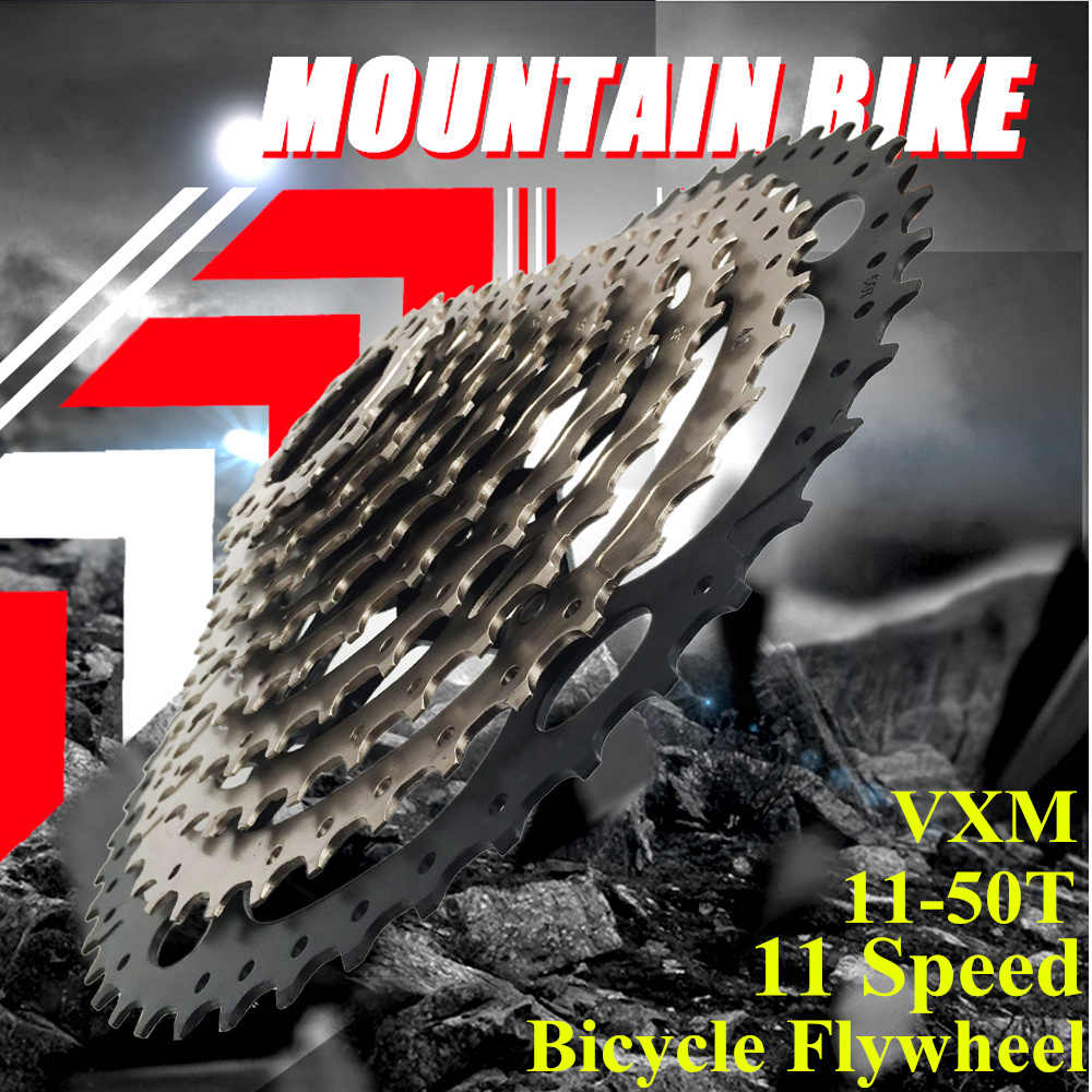 Велосипед vxm маховик 11 S 11-50 т кассета MTB велосипед кассеты свободного хода 11 скоростной маховик для SRAM Shimano XT SLX M7000 M8000 M9000