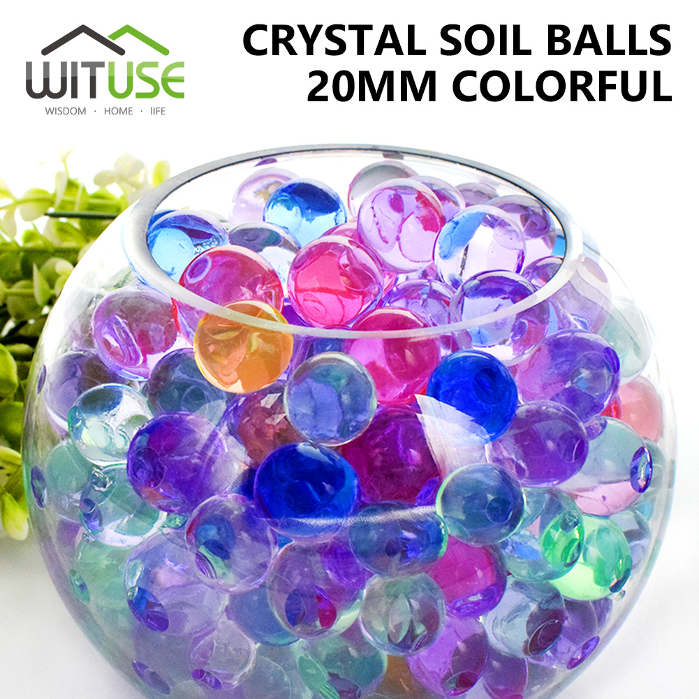 Aliexpress.com : Buy WITUSE 200PCS Pearl Shaped Crystal