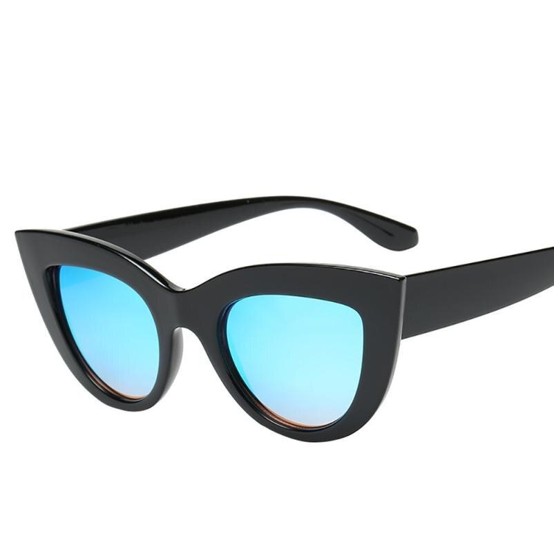#5 Women Vintage Cat Eye Sunglasses Retro Eyewear Fashion Ladies