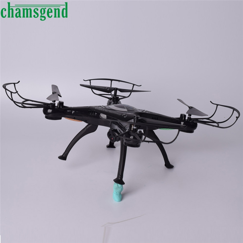 ФОТО CHAMSGEND X5SW-1 6-Axis Gyro 2.4G 4CH Real-time Images Return RC FPV Quadcopter drone wifi with HD Camera One-press Return WDec9