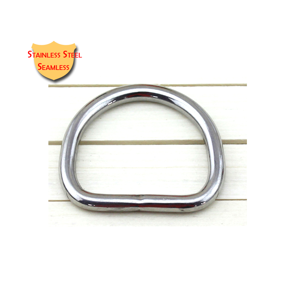 10pcs Pack Stainless Steel D Ring Buckle For Cosmetic Purse Doggie Bag Handbag Horse Rug Harness In Buckles Hooks From Home Garden On Aliexpress Com