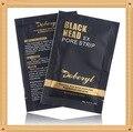 2017 Новый Пакет черная маска минеральная грязь Быстро удалить черная голова грязь уменьшить термоусадочная Замечательный Эффект Носовые нос паста Наклейки