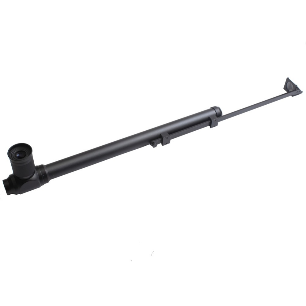 5X Periscope Rifle Scope Portable Adjustable Height Sight for Tactical Hunting Airsoft Shooting RL6 0013