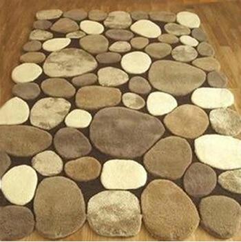 ikea semplice e moderno tappeto 120 x 170 cm caffè pietra tappeti ...