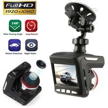 цена на 2in1 Tachograph HD 1080P Camera Recorder Night Vision Dash Cam Car DVR Radar Laser Detector Traffic Recorder Parking Monitoring