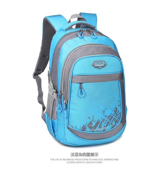 Vendita blu Adolescente Zaino Nero Di Sacchetto Viaggio Nuovi Borsa 073016 Arrivi azzurro Cielo Da Scuola Stacy Il rose Calda Studente aPEgq