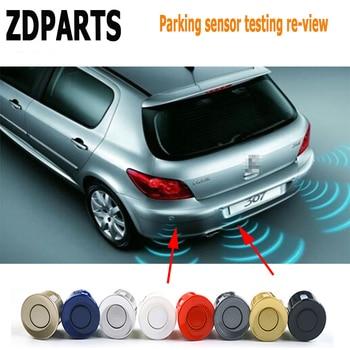ZDPARTS 4 Uds para Skoda Octavia A5 A7 2 rápido Opel Astra J G H Insignia Mokka aparcamiento sensor rastreador Monitor invertir sonda