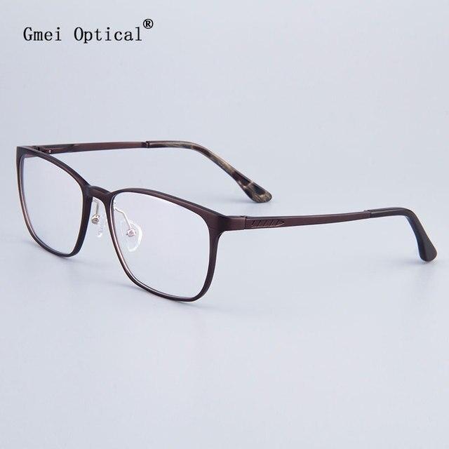 e1f4fac1af Aviones Material Rectángulo del Lleno-Borde Monturas de Gafas de Marco  Marcos Ópticos Gafas Mujeres. Sitúa el cursor encima para ...