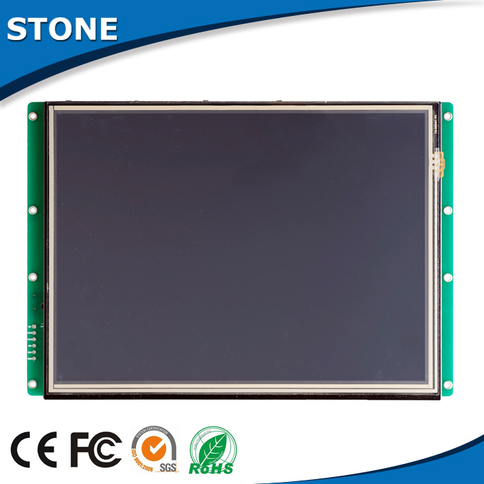 10.4 Panel Display TFT LCD Monitor With CPU Used In The Engineering Machinery System10.4 Panel Display TFT LCD Monitor With CPU Used In The Engineering Machinery System