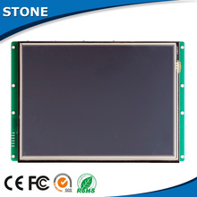 10.4 Panel Display TFT LCD Monitor With CPU Used In The Engineering Machinery System