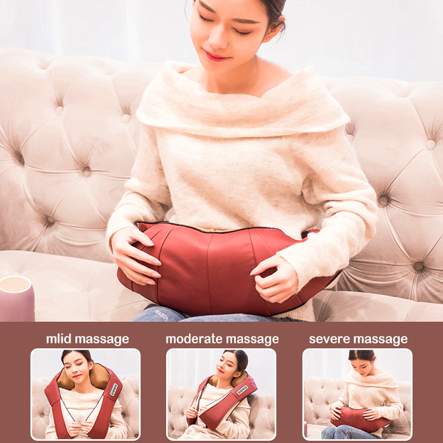 Back Neck Shoulder Body Massager