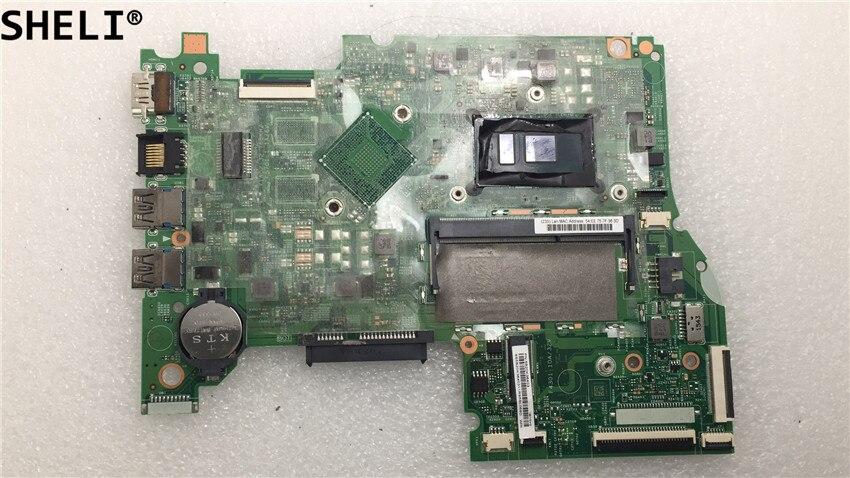 SHELI для Материнская плата ноутбука Lenovo Flex 3 1580 5B20K36403 с 4405U
