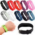 SimpleStone  New Replacement Wrist Band With Metal Buckle For Fitbit Flex Bracelet Wristband June17