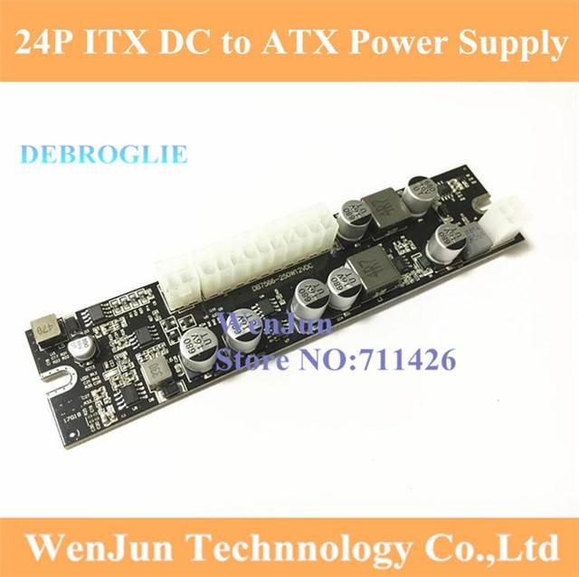 NEW PCI E 12V Input DC ATX 250W 24pin Power Supply Module Swithc ...