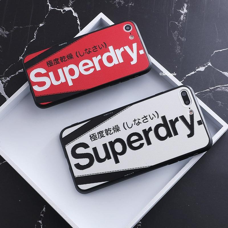 superdry coque iphone 8