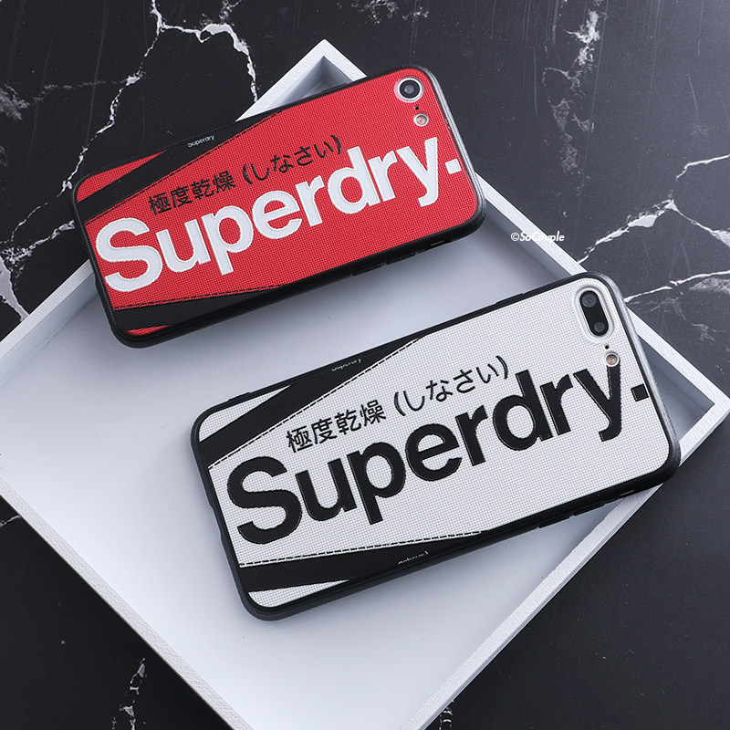 coque iphone 7 plus superdry