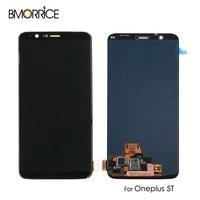 Оригинал/OEM Super AMOLED для OnePlus 5 T A5010 ЖК-дисплей с сенсорным экраном дигитайзер сборка запасные части