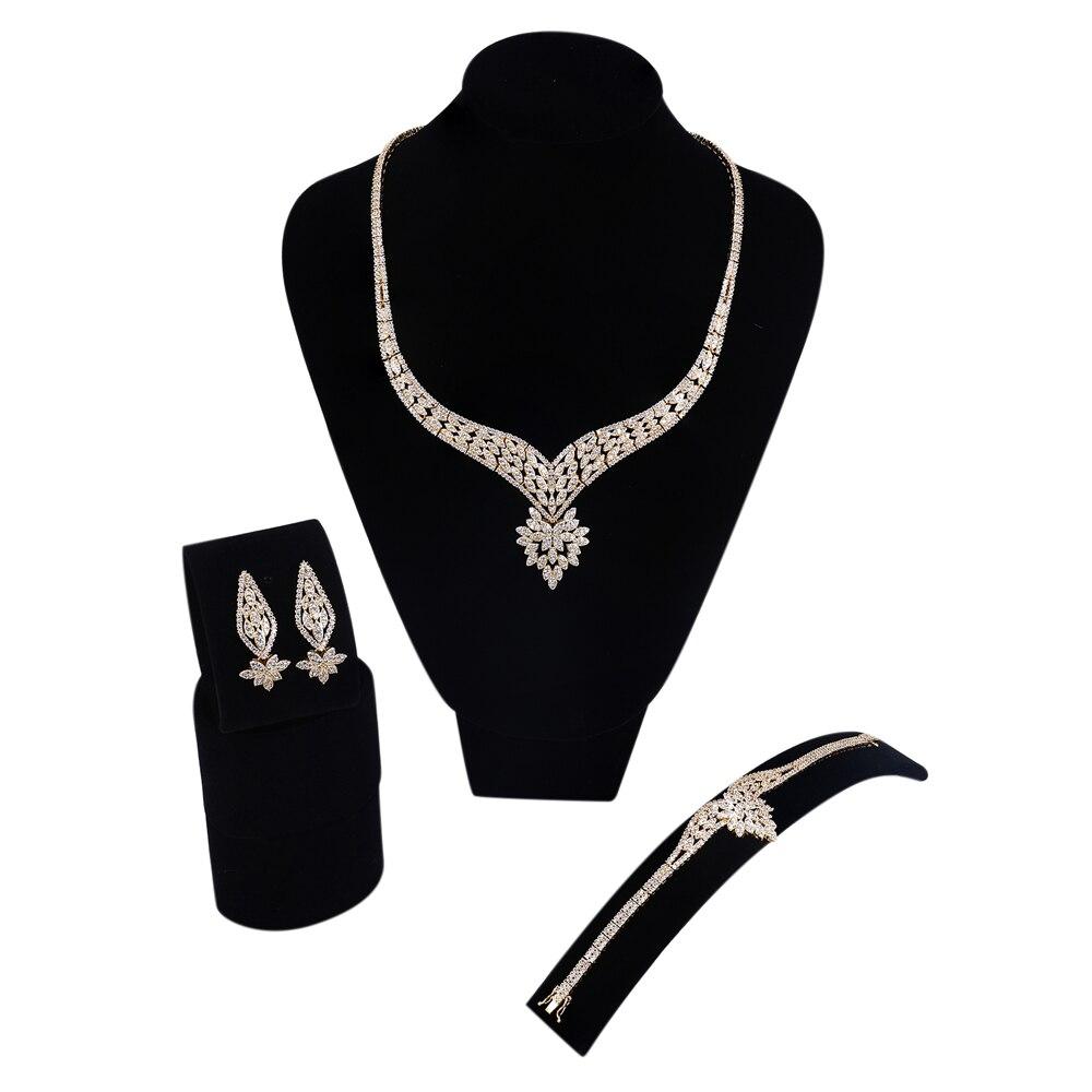 Sistemas de la joyería fina de la boda para las mujeres Exclusivo - Bisutería - foto 1