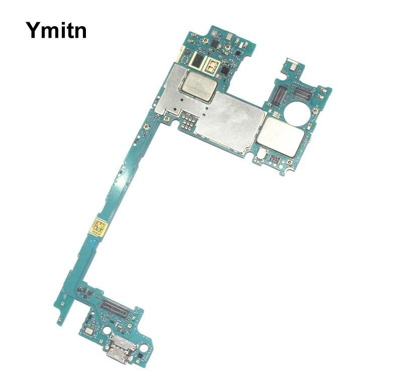 Ymitn Débloqué Mobile Électronique Panneau carte mère Carte Mère Circuits Flex Câble Pour LG Google 5x H790 H791 16 gb/32 gb