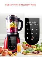 automatic heating soybean milk Blenders Broken wall cooking machine household multi function blender juicer