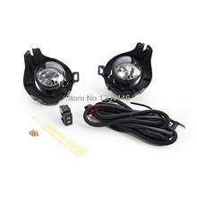 For Nissan NAVARA D40 Driving/ Fog Lights Lamps Complete Kit 2005-2014