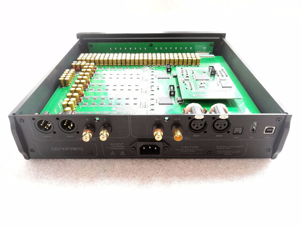 R-017 Понтус R2R ЦАП FIFO Re-часы чистый сбалансированный декодер Применение I/V преобразования аналоговый фильтр и кольцо тип трансформатор