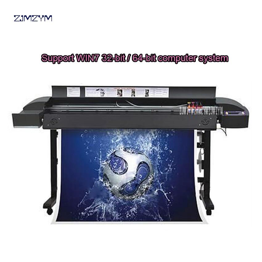 New Digital Vinyl Sticker Cutting Plotter 760 Photo Machine / Indoor Stability Thermal Foam Photo Machine 152cm Print Size 220V