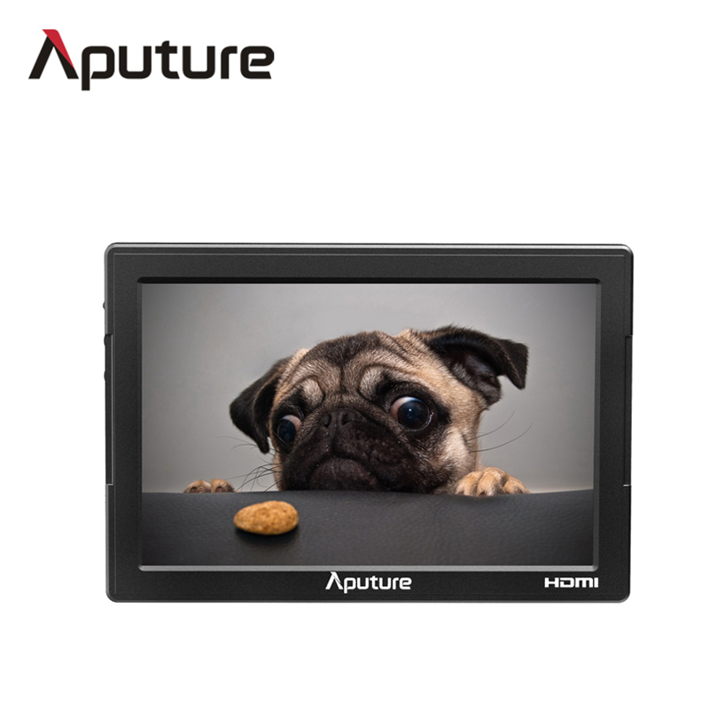 Aputure New 7 inch Monitor SDI HDMI Input with waveform, vectorscope,  Histogram, Zebra, false color lcd monitor new aputure vs 5 7 inch 1920 1200 hd sdi hdmi pro camera field monitor with rgb waveform vectorscope histogram zebra false color