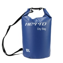 Hetto Portable Waterproof Outdoor Bag Dry Storage Bag 10L 20