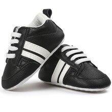 ROMIRUS Baby Boys Sneakers indoor Toddler Shoes First Walkers Soft Bottom For Children Kids Girls Black