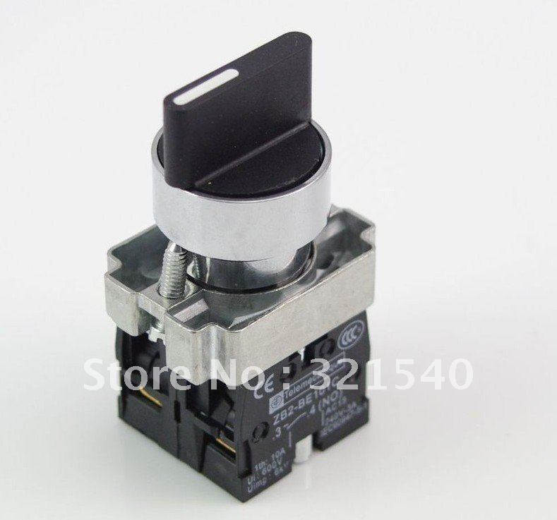 Xb2bd25c 1no 1nc 2 Positions Maintained Select Selector