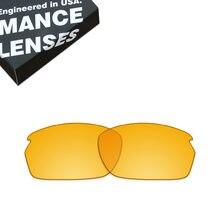 ToughAsNails resistir la corrosión del agua de mar lentes de repuesto para  Oakley Cambio de carbono sol claro Color amarillo 8a2e0bdd7a