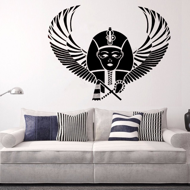 art wall sticker ancient wall decoration vinyl art poster removeable