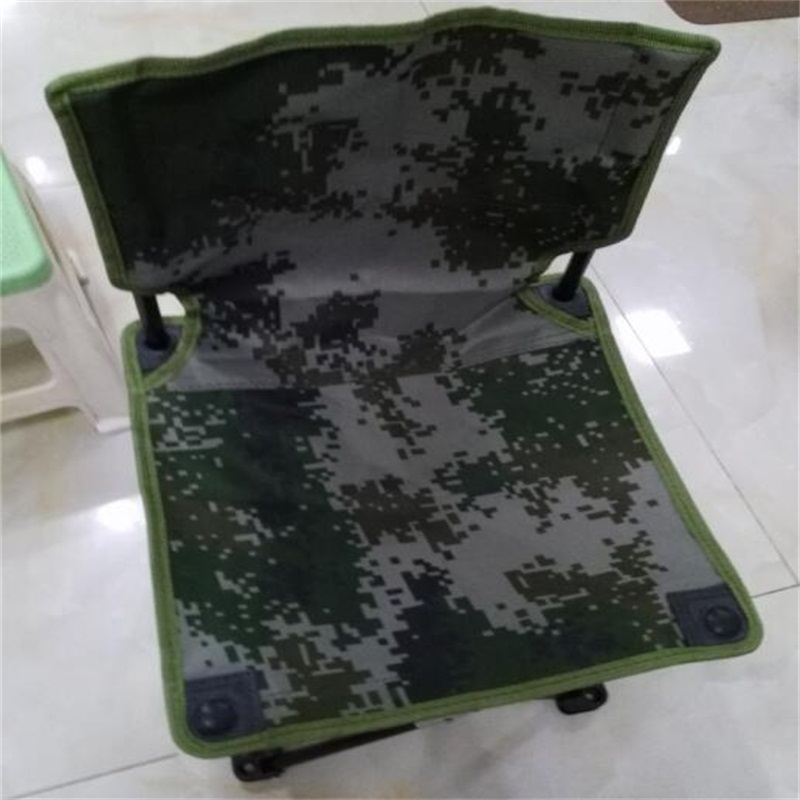 Top quality camouflage Casual camping Portable Outdoor Chair Folding fishing chair Leisure Beach chair camouflage outdoor comfortable folding fishing chair breathable moon chair leisure chair butterfly chair