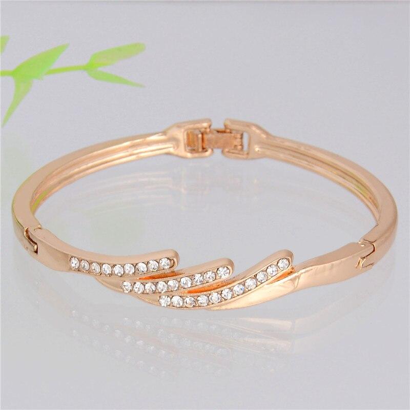 best fashion bracelet for design gold color