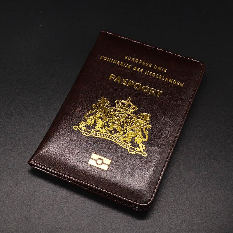 Холандия Пътуване Paspoort Покрийте жени - Портмонета - Снимка 5
