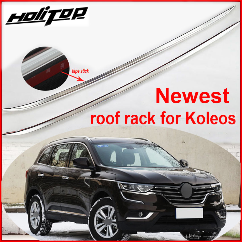 Newest Luggage Bar Roof Rack Roof Rail For Renault New