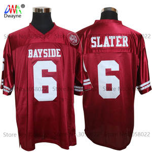 5fbc32dd American Football Jerseys for Mens High School Throwback jerseys Retro Red  Stitched
