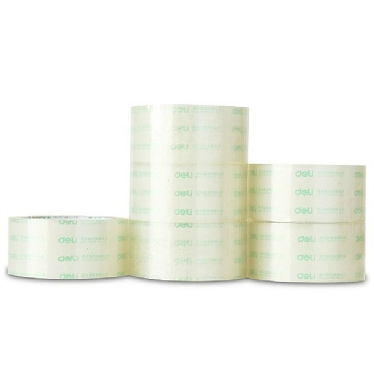 30170 Clear Sealing Tape Clear Sealing 45mm 30y Packing Logistics Tape Learning Stationery  Office Supplies